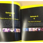 A glimpse inside the Blood Lad UK Collector's Edition booklet. Episode synopsis.