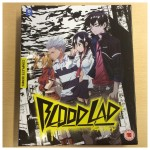 Front of Blood Lad UK Collector's Edition Blu-ray Box