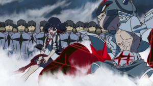 Kill la Kill_fight