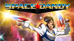 Space Dandy - Netflix
