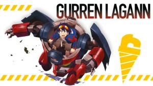 Gurren Lagann - Netflix banner jpeg