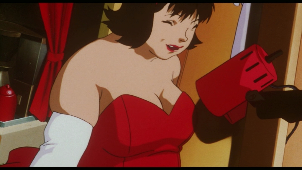 Perfect Blue Anime Rumi