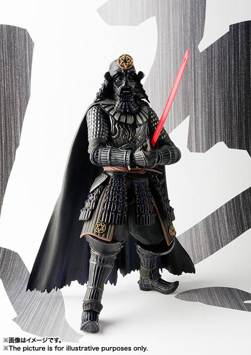 Star Wars Movie Realaliation_Samurai General Darth Vader