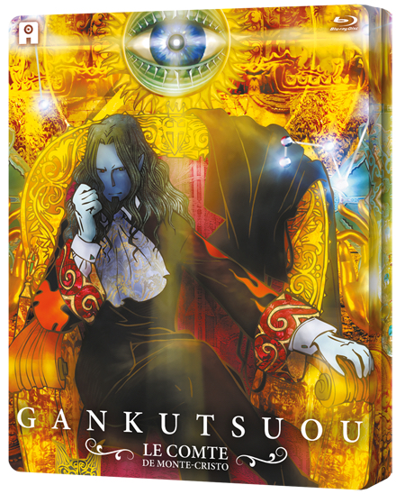 Gankutsuou: The Count of Monte Cristo coming in January