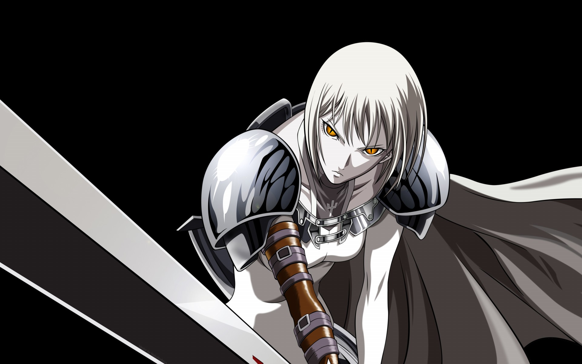 claymore all the anime