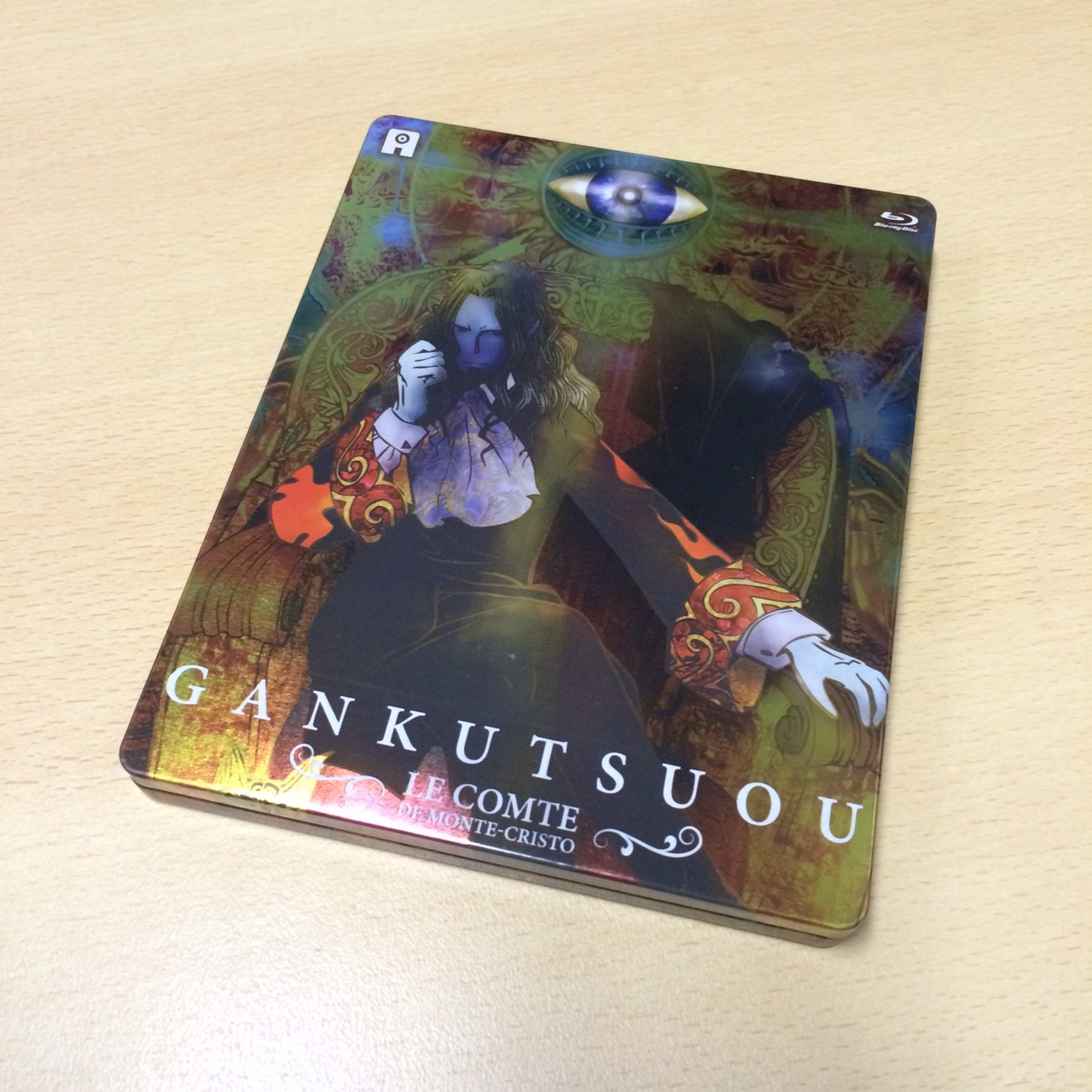 Unboxing Gankutsuou The Count of Monte Cristo All the Anime