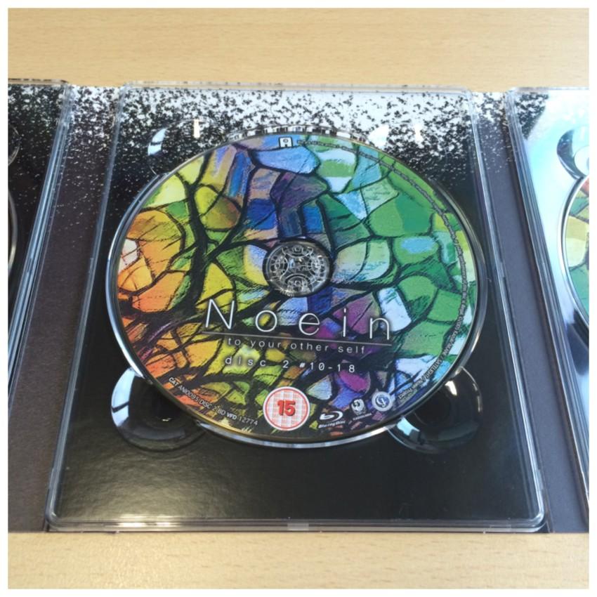 A closer look at disc 2