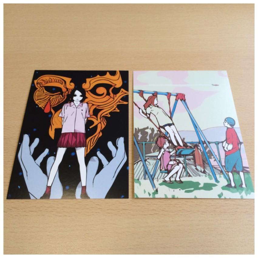 Art cards 3 & 4