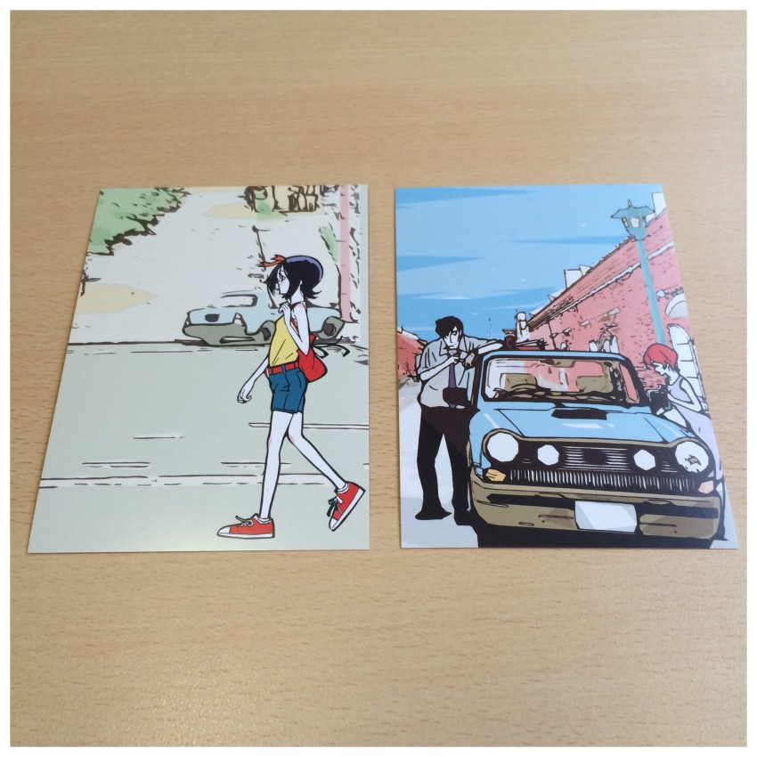 Here's art cards 1 & 2