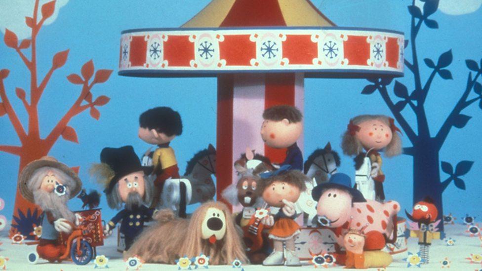 THE MAGIC ROUNDABOUT - ORIGINAL BBC 1970's EPISODE - …