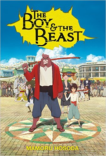 boy and beast novel