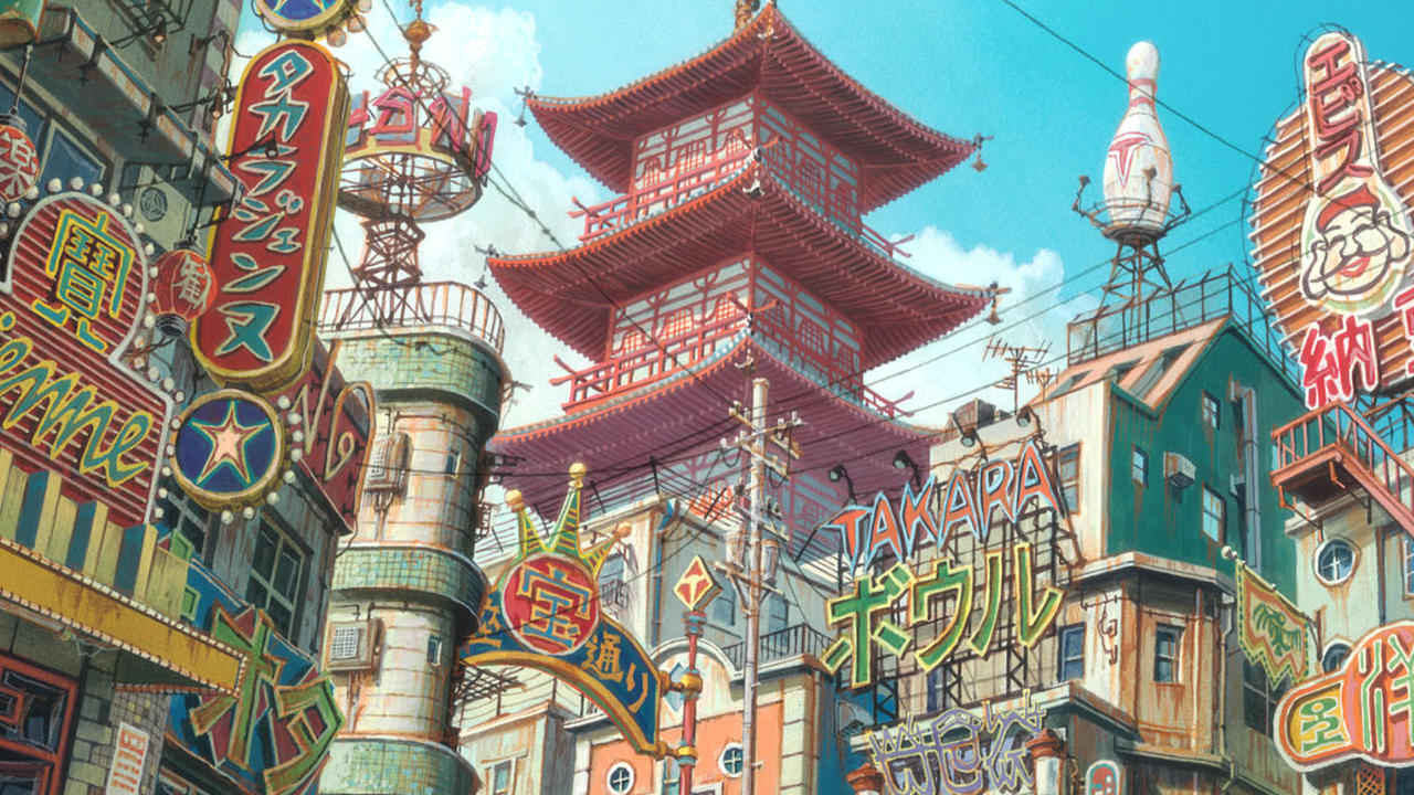 Tekkonkinkreet Turns Ten All The Anime
