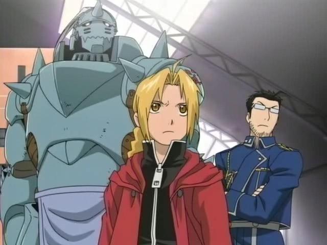 Kết quả hình ảnh cho fullmetal alchemist anime original