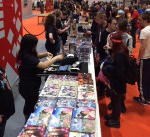 MCM London Comic Con - May 2016