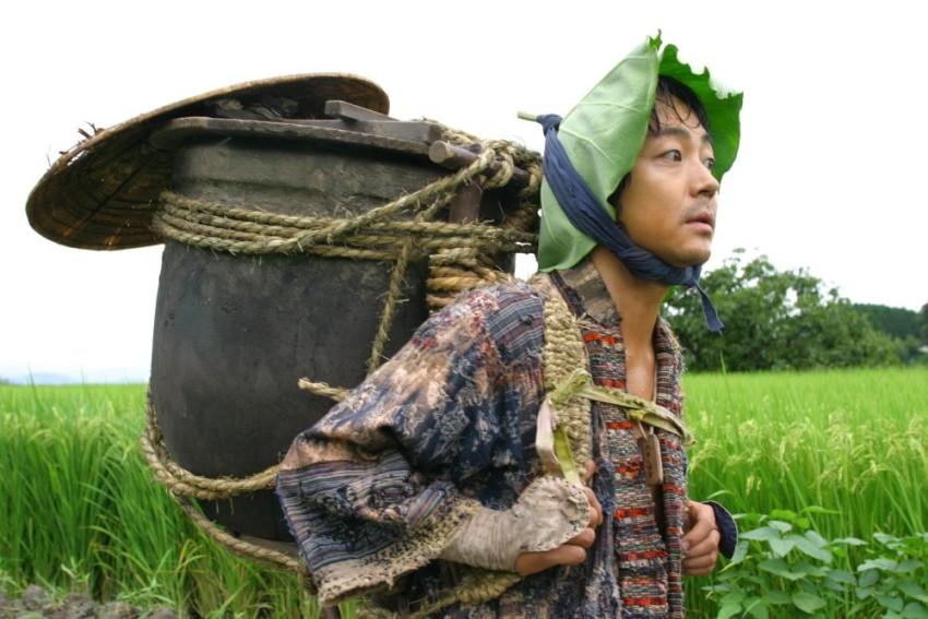 Film Title: Mushi-shi (Bug Master)