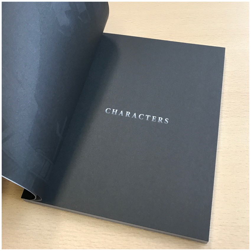 Section 1: Characters