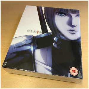 Claymore Ltd Ed Blu-ray