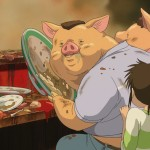 spirited away pigs