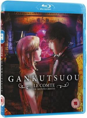 Gankutsuou Blu-ray - standard edition