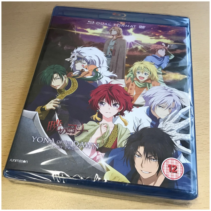 Yona of the Dawn Part 2 - out 20th Feb.