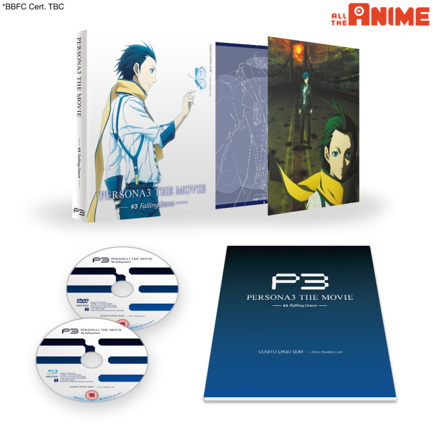 Persona 3 Movie 3 - out on 22nd May