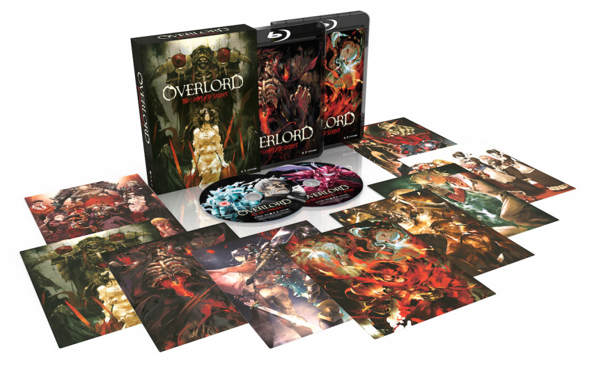 Overlord Ltd Collector's Edition Blu-ray - out on 12th June