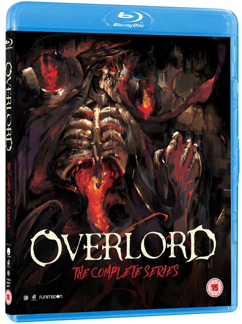 Overlord - standard Blu-ray