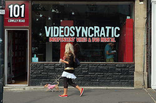 videosyncratic