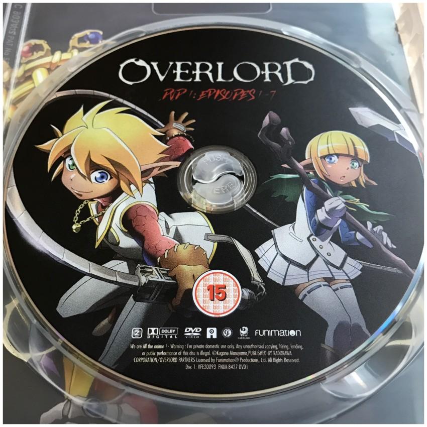 DVD Disc 1