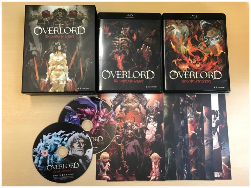 Overlord - Ltd Collector's Edition Blu-ray