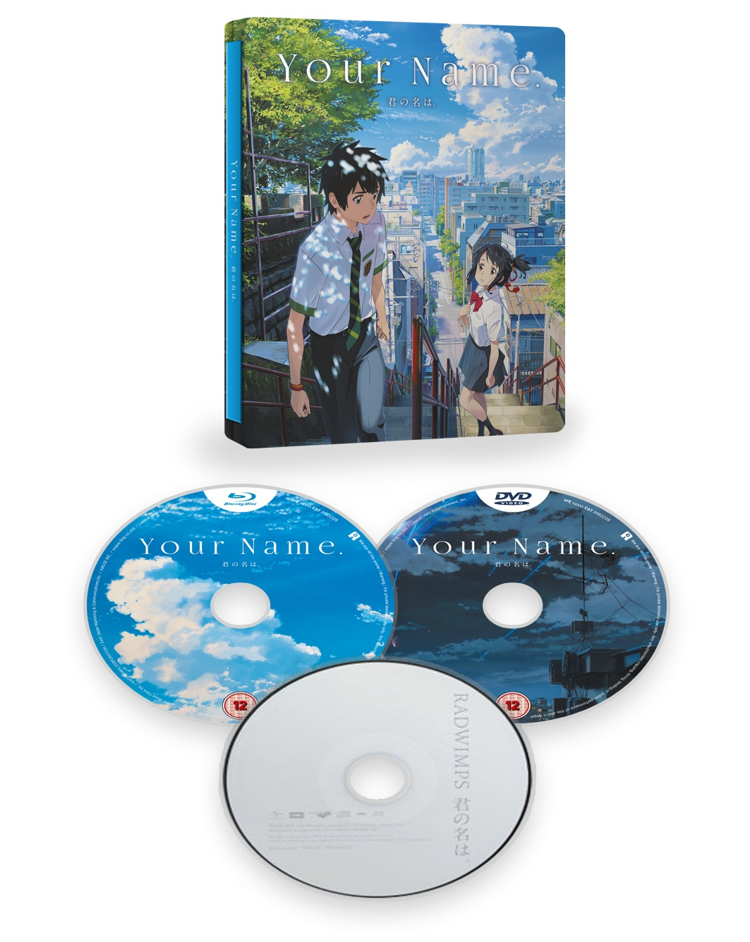 Ltd Collector's Edition Steelbook Version [NOTE: Image updated on 15th Sept. to reflect updated disc art]