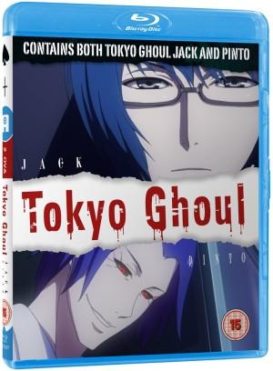 "Tokyo Ghoul OVA ""Jack"" & ""Pinto"" standard Blu-ray"