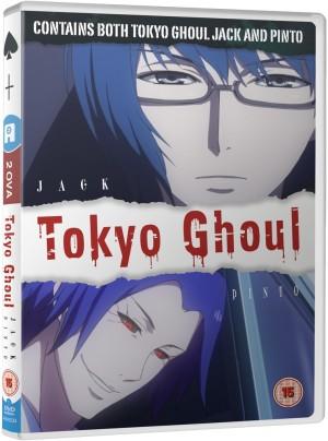 "Tokyo Ghoul OVA ""Jack"" & ""Pinto"" standard DVD"