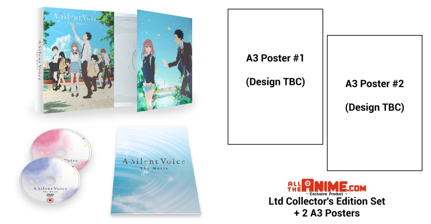 AllTheAnime.com Exclusive Bundle