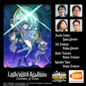 Meet our Anime Guests of Honour this weekend