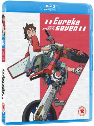 Eureka Seven - Part 1 Standard Edition