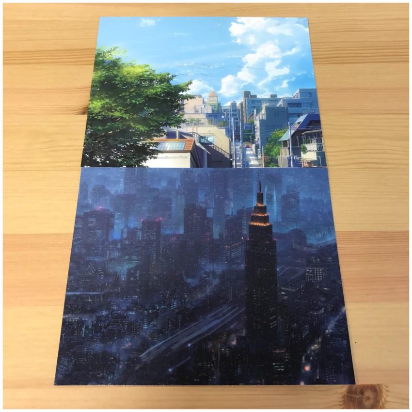Art cards 7 & 8