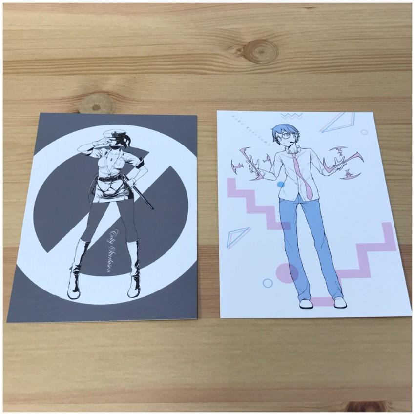 Art Card 5 & 6