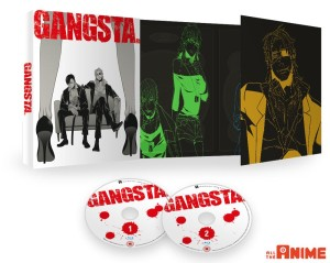 Gangsta – Ltd Collector's Edition Blu-ray
