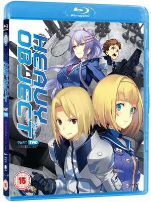 Heavy Object - Part 2