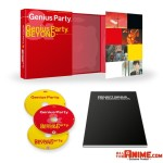 Genius Party & Genius Party Beyond – Ltd Collector's Edition Blu-ray