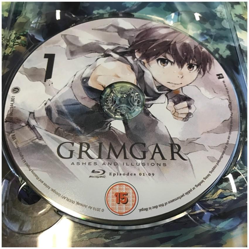 Blu-ray disc 1