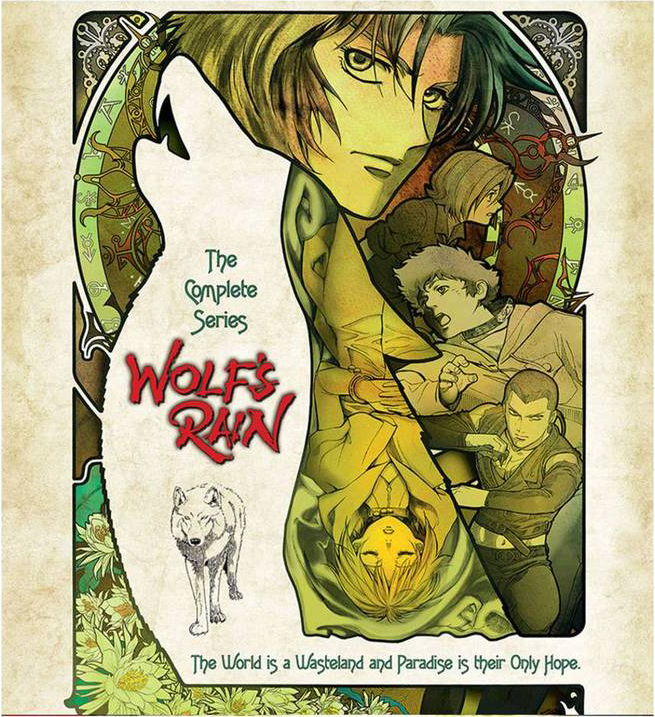Wolfs Rain ULTIMATE EDITION All The Anime
