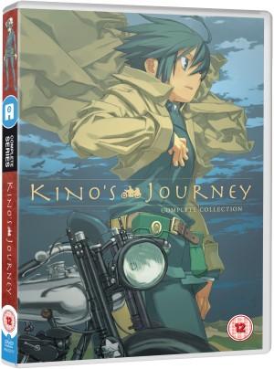 Kino's Journey DVD