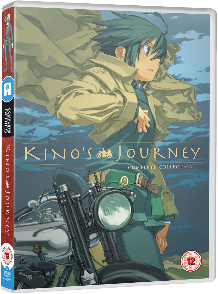 Kino's Journey DVD