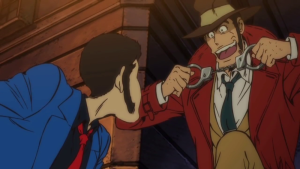 Lupin III Pt4 screenshot 2