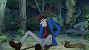 Lupin III Pt4 screenshot 3