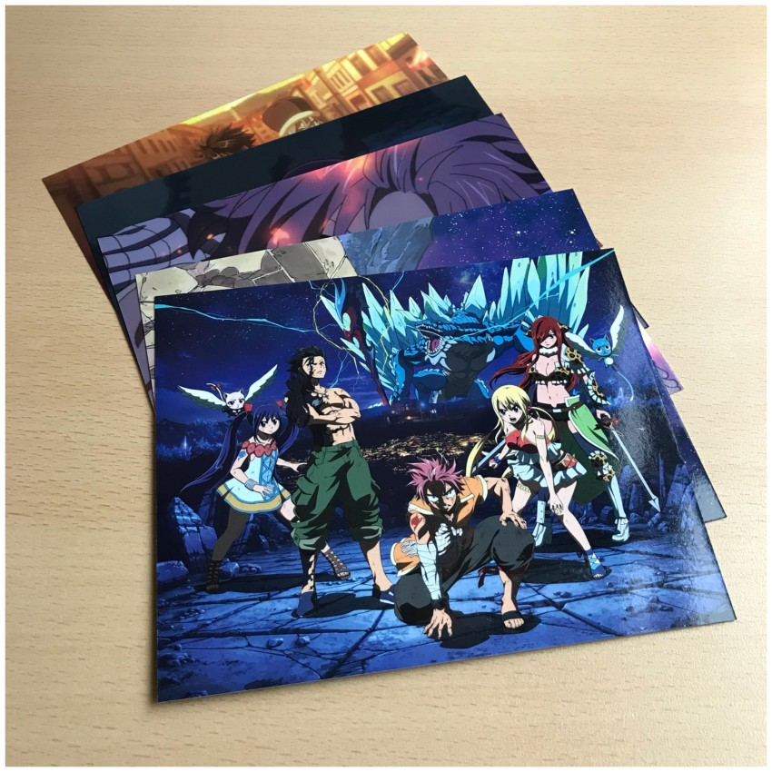 There are art cards included in this set!