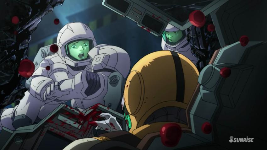 Gundam Thunderbolt - 01 - Large 19