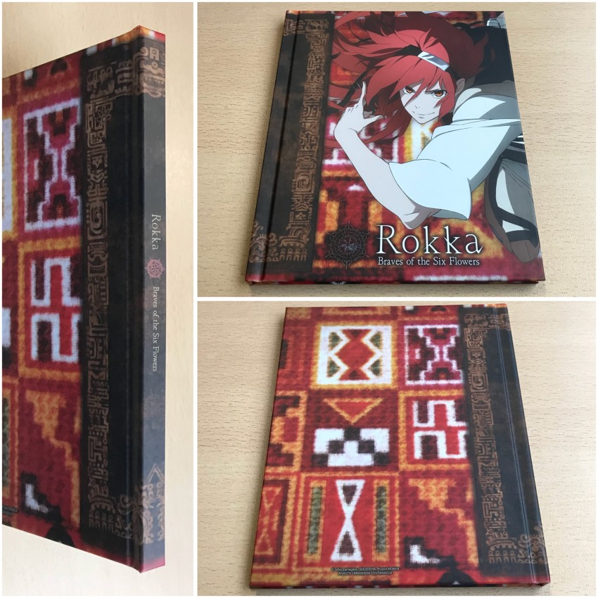 For those interested, here's what the front, back and spine of the book look like.